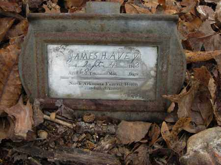 AVEY, JAMES H. - Searcy County, Arkansas | JAMES H. AVEY - Arkansas Gravestone Photos