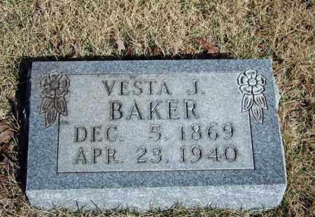 BAKER, VESTA J. - Searcy County, Arkansas   VESTA J. BAKER - Arkansas Gravestone Photos