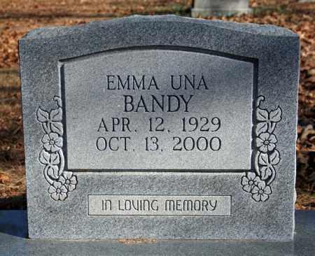 BANDY, EMMA UNA - Searcy County, Arkansas | EMMA UNA BANDY - Arkansas Gravestone Photos