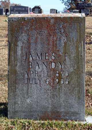 BANDY, JAMES F. - Searcy County, Arkansas | JAMES F. BANDY - Arkansas Gravestone Photos