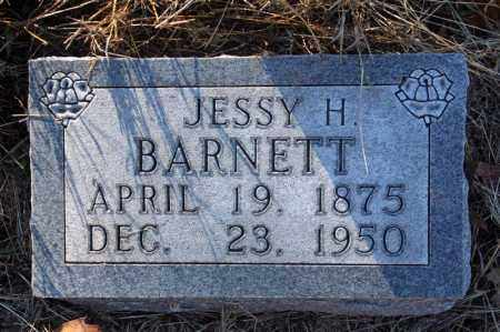 BARNETT, JESSY HENRY - Searcy County, Arkansas | JESSY HENRY BARNETT - Arkansas Gravestone Photos