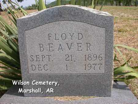 BEAVER, FLOYD - Searcy County, Arkansas | FLOYD BEAVER - Arkansas Gravestone Photos