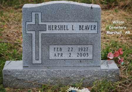 BEAVER, HERSHEL LYNN - Searcy County, Arkansas | HERSHEL LYNN BEAVER - Arkansas Gravestone Photos