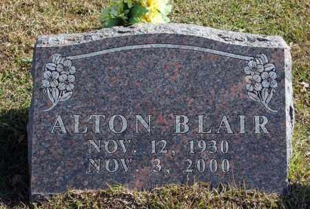 BLAIR, ALTON - Searcy County, Arkansas   ALTON BLAIR - Arkansas Gravestone Photos