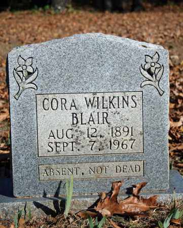 WILKINS BLAIR, CORA - Searcy County, Arkansas | CORA WILKINS BLAIR - Arkansas Gravestone Photos