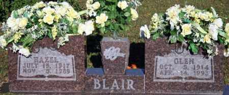 BLAIR, HAZEL - Searcy County, Arkansas | HAZEL BLAIR - Arkansas Gravestone Photos