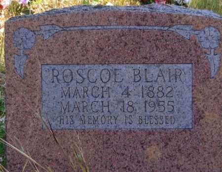 BLAIR, SANFORD ROSCOE - Searcy County, Arkansas | SANFORD ROSCOE BLAIR - Arkansas Gravestone Photos