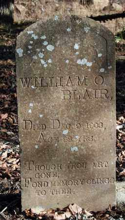 BLAIR, WILLIAM - Searcy County, Arkansas | WILLIAM BLAIR - Arkansas Gravestone Photos