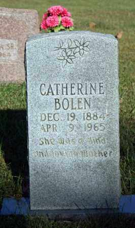 BOLEN, CATHERINE - Searcy County, Arkansas | CATHERINE BOLEN - Arkansas Gravestone Photos