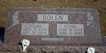 BOLEN, CLYDE - Searcy County, Arkansas | CLYDE BOLEN - Arkansas Gravestone Photos