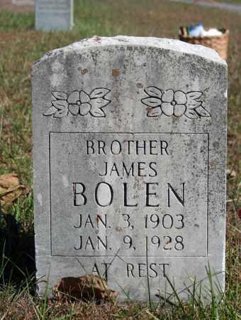BOLEN, JAMES - Searcy County, Arkansas | JAMES BOLEN - Arkansas Gravestone Photos