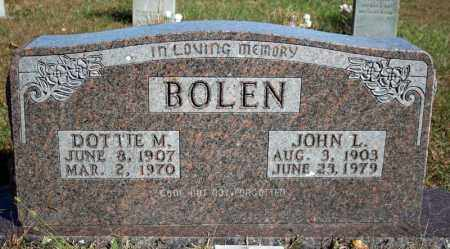 BOLEN, DOTTIE - Searcy County, Arkansas | DOTTIE BOLEN - Arkansas Gravestone Photos