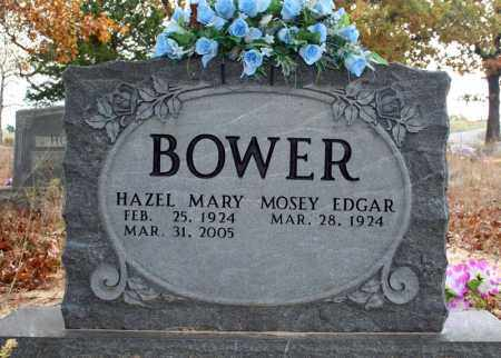 BOWER, HAZEL MARY - Searcy County, Arkansas | HAZEL MARY BOWER - Arkansas Gravestone Photos