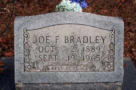 BRADLEY, JOE F. - Searcy County, Arkansas | JOE F. BRADLEY - Arkansas Gravestone Photos