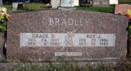 BRADLEY, ROY J. - Searcy County, Arkansas   ROY J. BRADLEY - Arkansas Gravestone Photos
