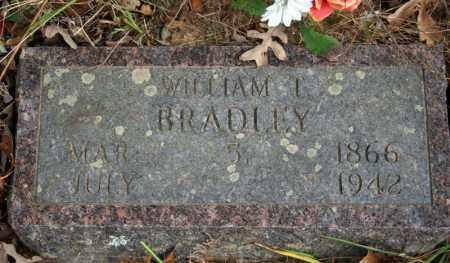 BRADLEY, WILLIAM L. - Searcy County, Arkansas | WILLIAM L. BRADLEY - Arkansas Gravestone Photos
