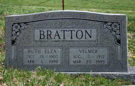 BRATTON, VELMER - Searcy County, Arkansas   VELMER BRATTON - Arkansas Gravestone Photos