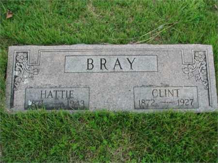 BRAY, HARRIET MINERVA - Searcy County, Arkansas | HARRIET MINERVA BRAY - Arkansas Gravestone Photos