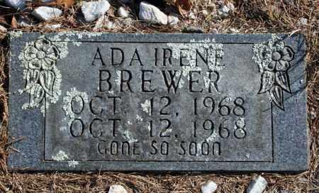 BREWER, ADA IRENE - Searcy County, Arkansas | ADA IRENE BREWER - Arkansas Gravestone Photos