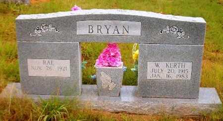 HARRIS BRYAN, RAE - Searcy County, Arkansas | RAE HARRIS BRYAN - Arkansas Gravestone Photos