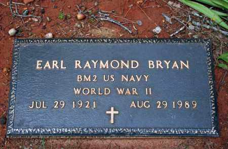 BRYAN (VETERAN WWII), EARL RAYMOND - Searcy County, Arkansas | EARL RAYMOND BRYAN (VETERAN WWII) - Arkansas Gravestone Photos