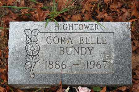 BUNDY, CORA BELL - Searcy County, Arkansas | CORA BELL BUNDY - Arkansas Gravestone Photos