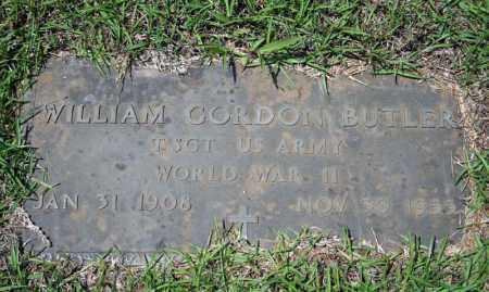 BUTLER (VETERAN WWII), WILLIAM GORDON - Searcy County, Arkansas | WILLIAM GORDON BUTLER (VETERAN WWII) - Arkansas Gravestone Photos
