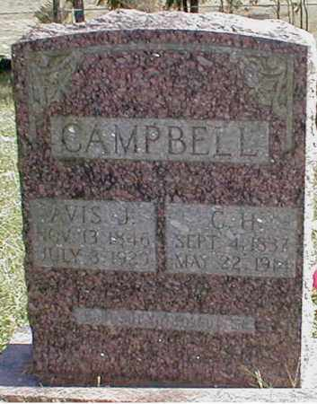 CAMPBELL, C. H. - Searcy County, Arkansas | C. H. CAMPBELL - Arkansas Gravestone Photos