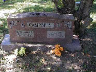 CAMPBELL, ADA - Searcy County, Arkansas | ADA CAMPBELL - Arkansas Gravestone Photos
