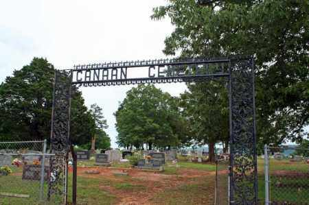 *CANAAN CEMETERY GATE,  - Searcy County, Arkansas |  *CANAAN CEMETERY GATE - Arkansas Gravestone Photos