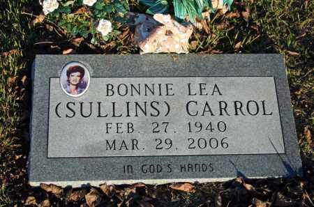 CARROL, BONNIE LEA - Searcy County, Arkansas | BONNIE LEA CARROL - Arkansas Gravestone Photos