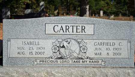 CARTER, ISABELL - Searcy County, Arkansas | ISABELL CARTER - Arkansas Gravestone Photos