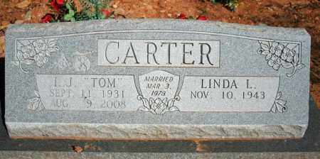 "CARTER, I. J. ""TOM"" - Searcy County, Arkansas 