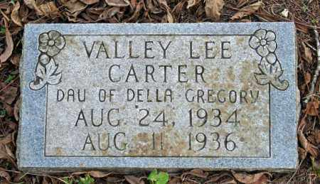 CARTER, VALLEY LEE - Searcy County, Arkansas | VALLEY LEE CARTER - Arkansas Gravestone Photos