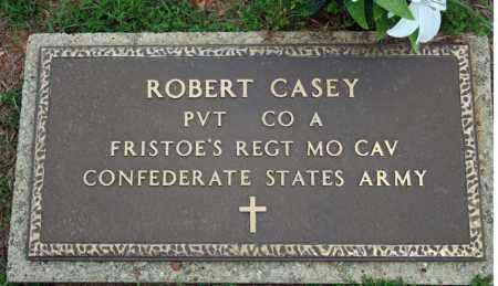 CASEY  (VETERAN CSA), LEWIS ROBERT - Searcy County, Arkansas | LEWIS ROBERT CASEY  (VETERAN CSA) - Arkansas Gravestone Photos