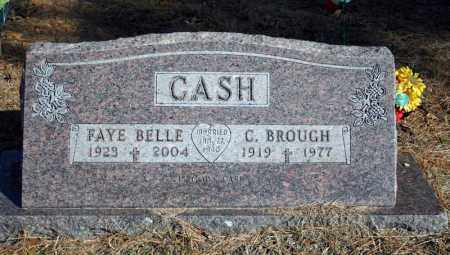 CASH, FAYE BELLE - Searcy County, Arkansas | FAYE BELLE CASH - Arkansas Gravestone Photos