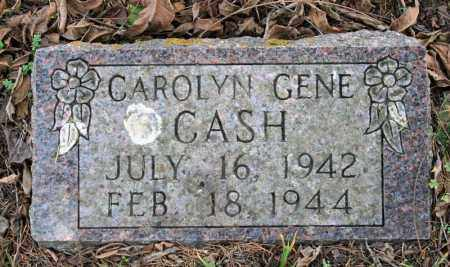 CASH, CAROLYN GENE - Searcy County, Arkansas | CAROLYN GENE CASH - Arkansas Gravestone Photos