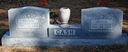 CASH, DOLL E. - Searcy County, Arkansas   DOLL E. CASH - Arkansas Gravestone Photos