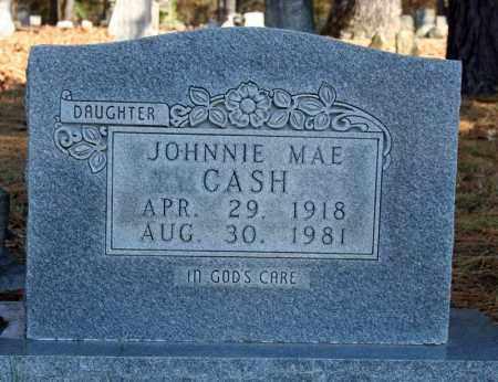 CASH, JOHNNIE MAE - Searcy County, Arkansas | JOHNNIE MAE CASH - Arkansas Gravestone Photos