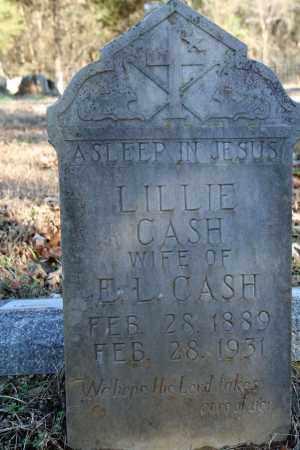 CASH, LILLIE  #1 - Searcy County, Arkansas | LILLIE  #1 CASH - Arkansas Gravestone Photos