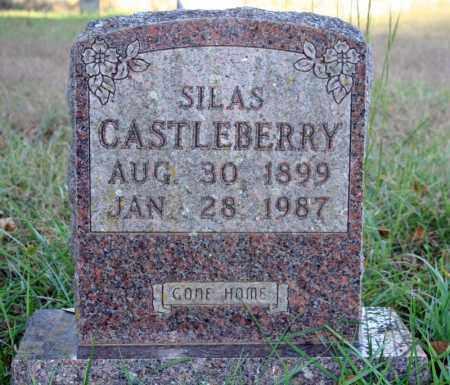 CASTLEBERRY 2, SILAS - Searcy County, Arkansas | SILAS CASTLEBERRY 2 - Arkansas Gravestone Photos