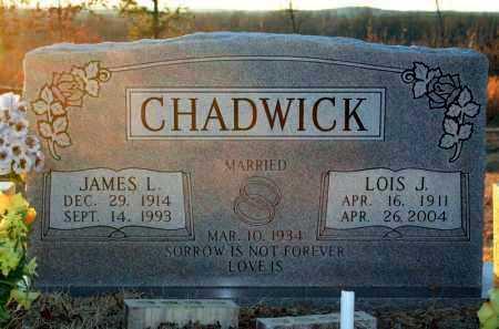 CHADWICK, LOIS JEWELL - Searcy County, Arkansas   LOIS JEWELL CHADWICK - Arkansas Gravestone Photos