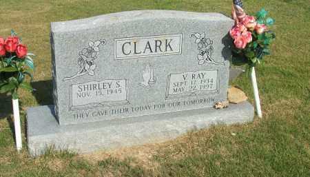 CLARK, V. RAY - Searcy County, Arkansas | V. RAY CLARK - Arkansas Gravestone Photos