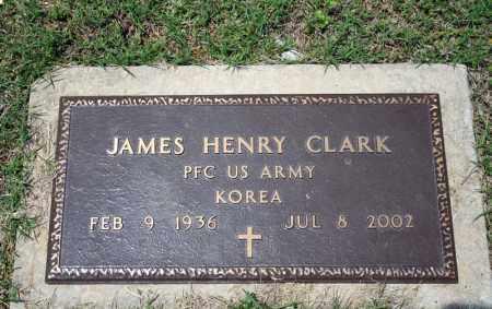 CLARK (VETERAN KOR), JAMES HENRY - Searcy County, Arkansas | JAMES HENRY CLARK (VETERAN KOR) - Arkansas Gravestone Photos