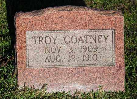COATNEY, TROY - Searcy County, Arkansas | TROY COATNEY - Arkansas Gravestone Photos