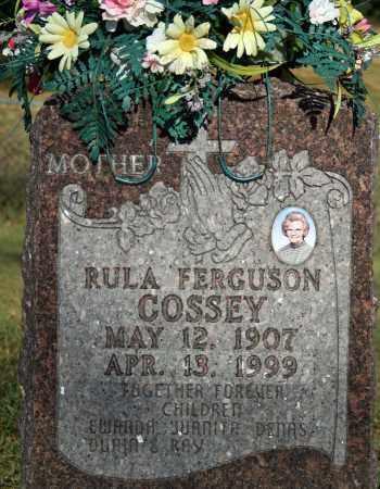 FERGUSON COSSEY, RULA - Searcy County, Arkansas | RULA FERGUSON COSSEY - Arkansas Gravestone Photos
