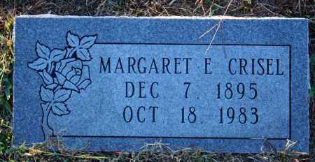 CRISEL, MARGARET ELIZABETH - Searcy County, Arkansas | MARGARET ELIZABETH CRISEL - Arkansas Gravestone Photos