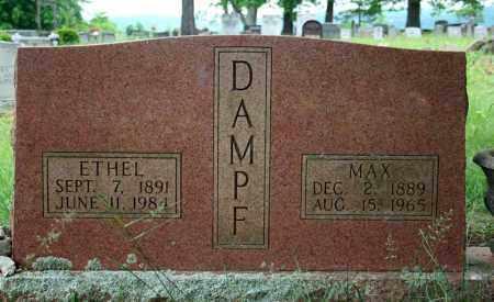 DAMPF, ETHEL - Searcy County, Arkansas | ETHEL DAMPF - Arkansas Gravestone Photos