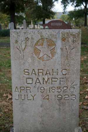 DAMPF, SARAH C. - Searcy County, Arkansas | SARAH C. DAMPF - Arkansas Gravestone Photos