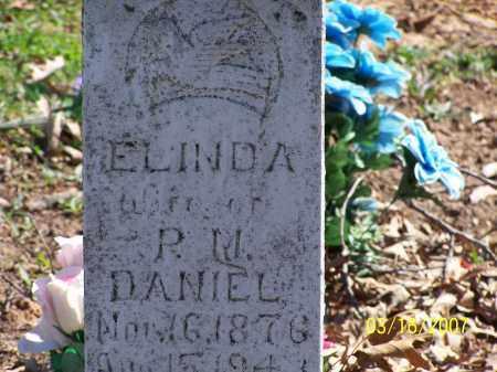 TRAMMELL DANIEL, ELINDA - Searcy County, Arkansas | ELINDA TRAMMELL DANIEL - Arkansas Gravestone Photos